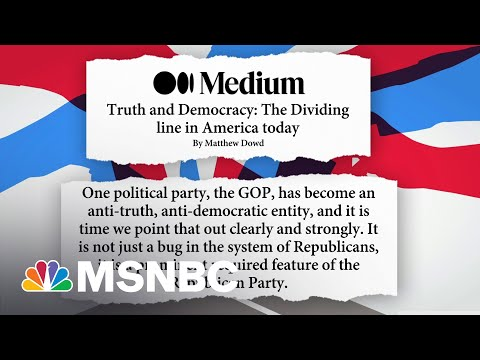 Republicans Attempt To Pass Wave of Voter Restriction Bills Across The Country | MSNBC