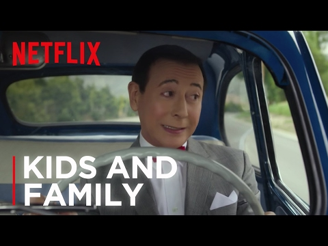 Pee-wee's Big Holiday (Clip 'Bank Robbery')
