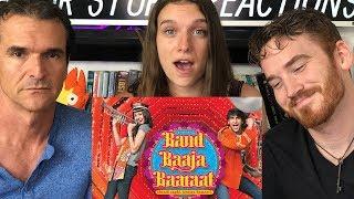 BAND BAAJA BAARAAT   Ranveer Singh   Trailer REACTION