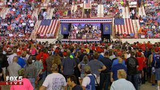 WATCH LIVE: President Donald Trump speaking at rally in Pennsylvania on his 100th day in office.