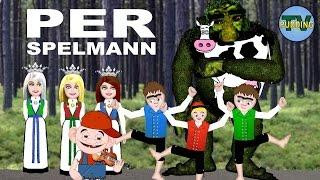 Per Spelmann - og mye mer! | Norske barnesanger