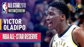 Victor Oladipo All-Star Reserve | Best Highlights 2017-2018