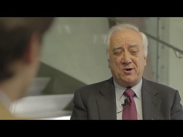 Fernando Carratalá - Vicedecano del Colegio de Doctores y Licenciados