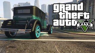 preview picture of video 'سيارة نادرة GTA V Albany Roosevelt  الجيل الجديد (حرامي السيارات 5) (PS4 (Grand Theft Auto 5'
