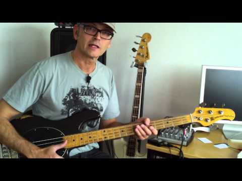 How to get NEW bass strings in 2 minutes! Super bass tip by MarloweDK