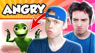 THE PALS TRY NOT TO GET MAD CHALLENGE! (Pals React)