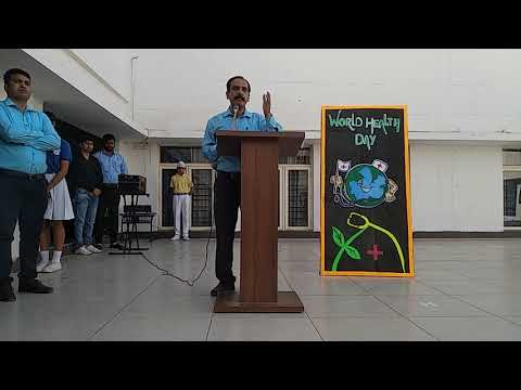 TALK BY EXPERT OF CARING SOULS FOUNDATION