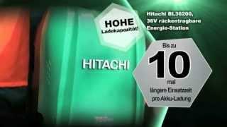 HITACHI 36V Li-ion DE