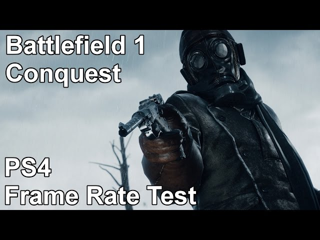 Battlefield 1 Frame Rate Drops to the 30s on PS4 | SegmentNext