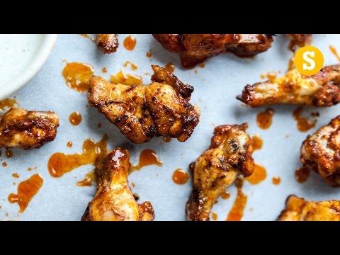 Spicy Buffalo Chicken Wings Recipe