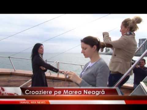 Croaziere pe Marea Neagra
