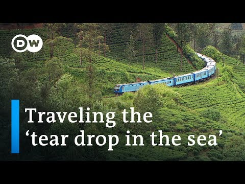 By train across Sri Lanka | DW Documentary