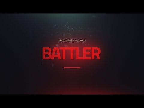 KOTD – 2019 KOTD Most Valued Battler Winner
