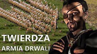 TWIERDZA - Armia Drwali vs Wąż!