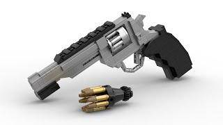 Lego: R8 Revolver Instructions