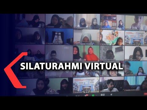 orangtua mahasiswa silaturahmi secara virtual
