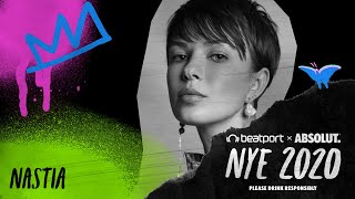 Nastia - Live @ Beatport x Absolut NYE 2020 Global Celebration