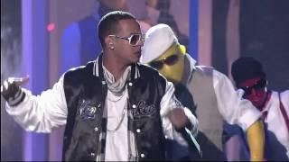 Daddy Yankee - Pose Live on Billboard 2009 HD [1080p]