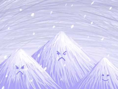 Música Avalanche! Oh, avalanche!