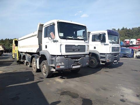 Разборка грузовиков MAN TGA TGX TGS TGM в Москве. Запчасти грузовые. +7(925)0002111