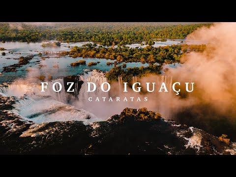 FOZ DO IGUAÇU CATARATAS - Uma viagem INCRÍVEL no Brasil