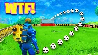 THE LUCKIEST FORTNITE MOMENTS EVER!! (Fortnite Funny Fails and WTF Moments) #21