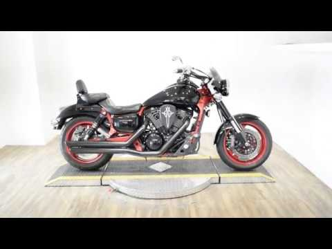 2008 Kawasaki Vulcan® 1600 Mean Streak® in Wauconda, Illinois - Video 1