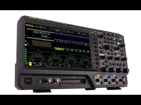 70Mhz,4 Ch.,8GSa/s,200Mpts Digital Storage Oscilloscope and 22.9cm Touchdisplay 1024x600--MSO5074