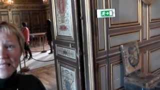 preview picture of video 'Château de Fontainebleau Экскурсия с гидом по королевскому замку Фонтенбло'