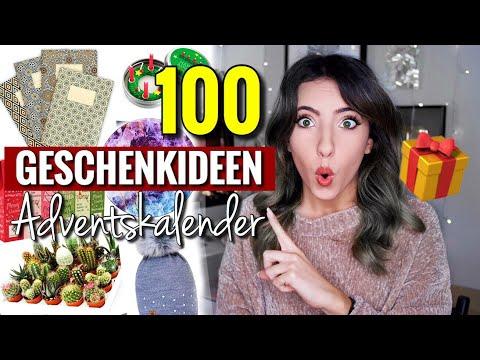 100 Adventskalender Geschenkideen für Weihnachten   DIY Adentskalender befüllen