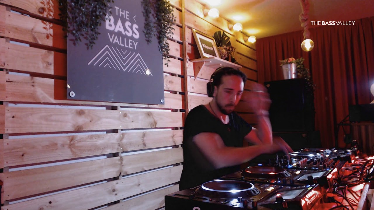 Cristian Varela - Live @ The Bass Valley 2018
