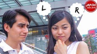¿Por qué los japoneses confunden la R y la L?