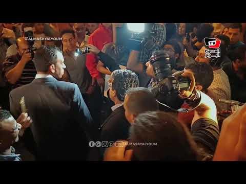 وزير الرياضة يستقبل بعثة أولمبياد الأرجنيتن في المطار وسط هتافات: «أبطال مصر»