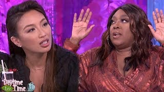 Jeannie Mai gets VERY upset with Loni Love after AWKWARD and RAClST moment  | Loni REALLY messed up!