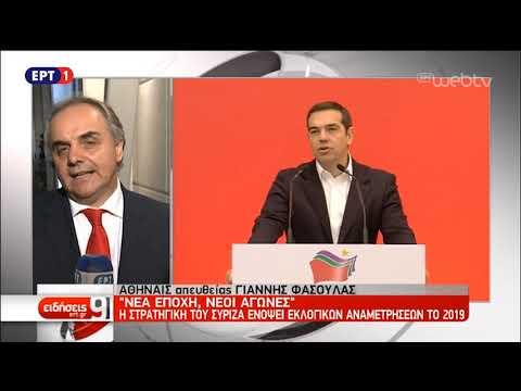 Αλ.Τσίπρας στην ΚΕ του ΣΥΡΙΖΑ: Εκλογές στο τέλος της 4ετίας