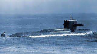 """Ракетоносец АПЛ """"Андромеда"""" это самая скоростная подводная лодка России"""