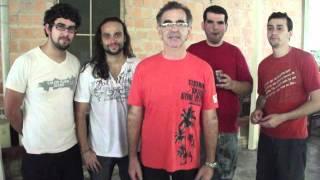 preview picture of video 'Banda Anjos de Resgate deixa uma mensagem para uma Fã Paulivense - Clecia Maiza'