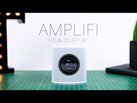 Amplifi HD Review – My Favorite WiFi Router of 2018