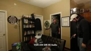 Capturing Gunshot Audio