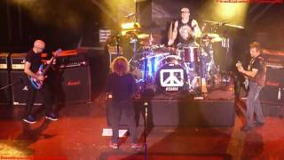 Chickenfoot - Three and a Half Letters - Live at Brixton Academy London England 14 January 2012