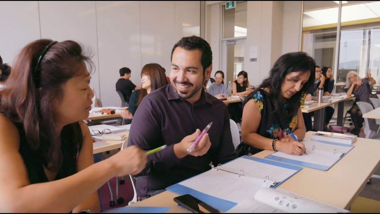 Video - International Education - Continuing Studies at UVic