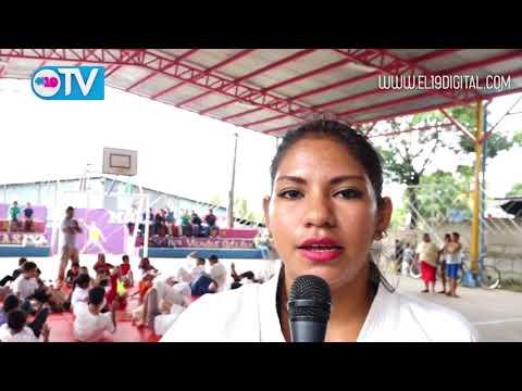 IND fomenta deporte Yudo en niños y jóvenes de Mominbó