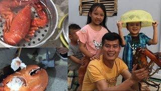 Ăn thử tôm hùm Alaska 4 triệu, thịt như thế nào mà giá bằng tháng lương???
