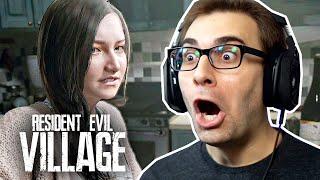 RESIDENT EVIL Village - O Início de Gameplay! | Dublado e Legendado em Português PT-BR