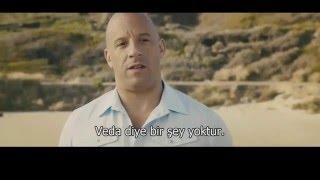 Fast & Furious7 | Final Sahne Türkçe Altyazı [HD]720p