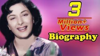 Nargis Dutt - Biography in Hindi | नरगिस दत्त की जीवनी | सदाबहार अभिनेत्री |Life Story|जीवन की कहानी - Download this Video in MP3, M4A, WEBM, MP4, 3GP