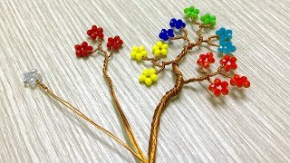 Try To Make Bonsai Handmade Branches In New Ways.