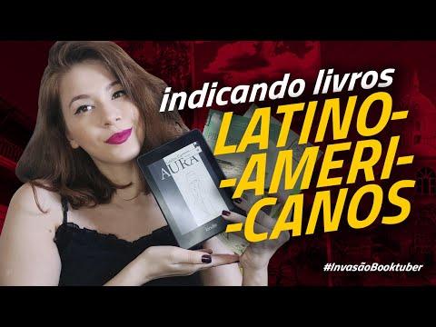 INDICANDO LIVROS LATINO-AMERICANOS | #InvasaoBooktuber #20
