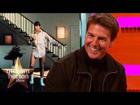 Tom Cruise a hlášky z filmů - The Graham Norton Show
