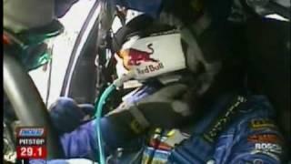 V8 Supercars : Marcos Ambrose Balaclava Pit Stop (Bathurst 2005)